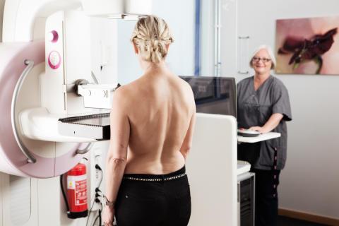 Du kommer väl ihåg att mammografi är gratis?