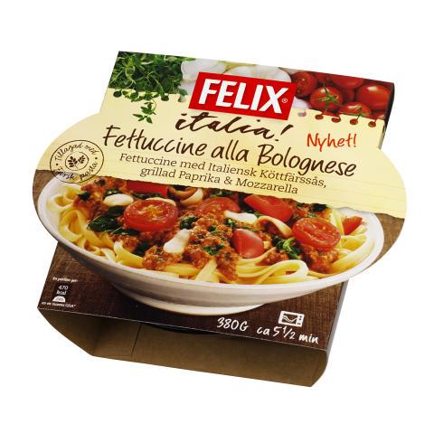 Felix Italia - Bolognese