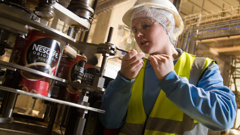 Nestlé tarjoaa paljon työmahdollisuuksia nuorille tulevina vuosina
