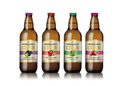Herrljunga Cider - Gruppbild