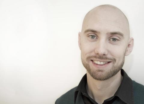 Linus Hasselström, forskare vid avdelningen Vatten- och miljöteknik på KTH.