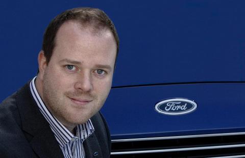 Marius Revhaug, Servicemarkedsdirektør Ford Motor Norge