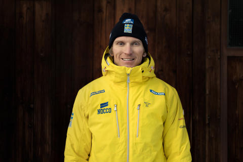 Viktor Andersson skadad på Idre Fjäll