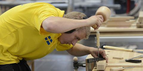 Uppsalasnickare trivdes i konkurrens med världseliten