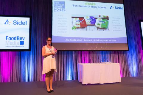 Dairy Innovation Awards 2013