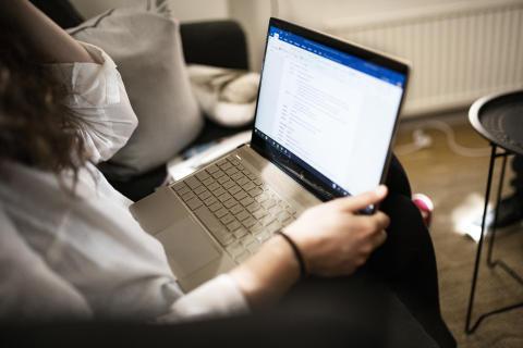 Nio av tio företagare arbetar trots sjukdom