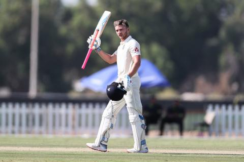 Pakistan A Hold Up Lions After Clarke Ton