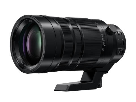 ​Panasonic Launches LUMIX G 100-400mm Telephoto-Zoom, LEICA DG VARIO-ELMAR Lens