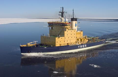 Mycket lindriga isförhållanden i svenska farvatten