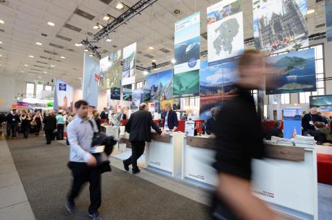 36 Destinationen und Reiseveranstalter sind 2017 an zwei Norwegenständen vertreten