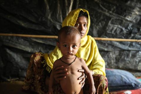 TELEFONPRESSKONFERENS: Minst 6 700 rohingyer har dödats i Myanmar visar kartläggning