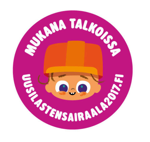Tikkurila to donate the interior paints for the New Children's Hospital in Helsinki