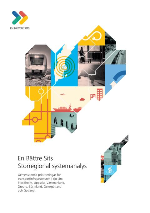 En Bättre Sits storregional systemanalys
