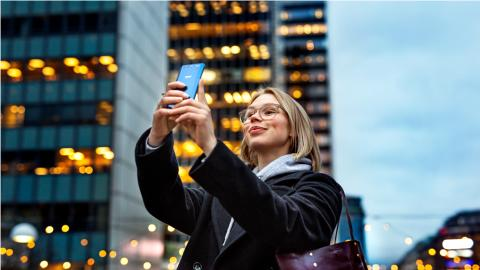 Telia toppar listan i europeisk mobilnätstest