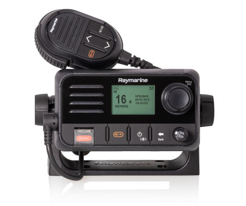 Raymarine: FLIR lancerer næste generation af Raymarine VHF-radioer