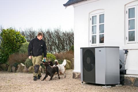 Store besparelser på varmeregningen