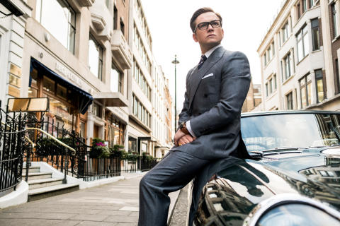 Kingsman: The Golden Circle - Stjernespækket action