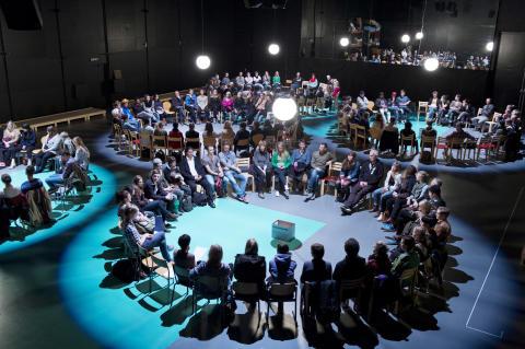 Backa Teaters succé nu även på SVT
