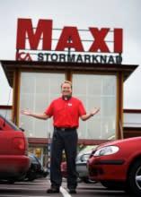 MAXI-handlare delade med sig av framgångsrecept på Inova