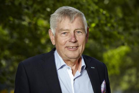 Mats Paulsson prisas för sina insatser för Skåne