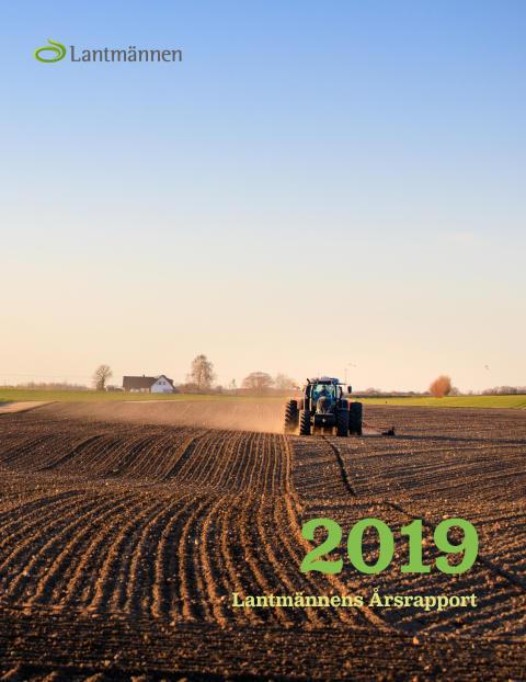 Lantmännens Årsredovisning med Hållbarhetsredovisning 2019 publicerad