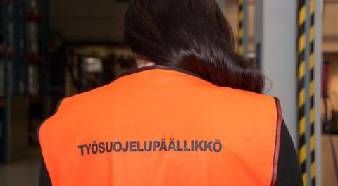 Lilli Puntti: Vältä vaaraa uhmailemasta – työsuojelupäällikkönä Kiillossa 2009–2016