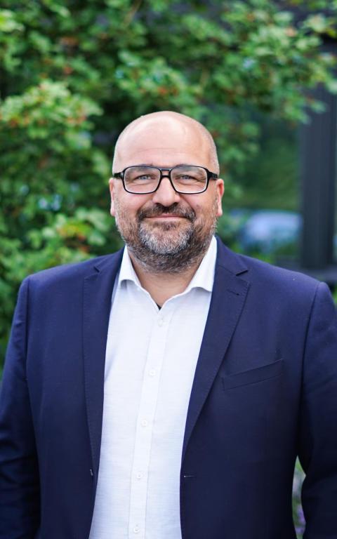 Skeppsviken Bygg i Göteborg AB utser Davor Sinik till ny VD