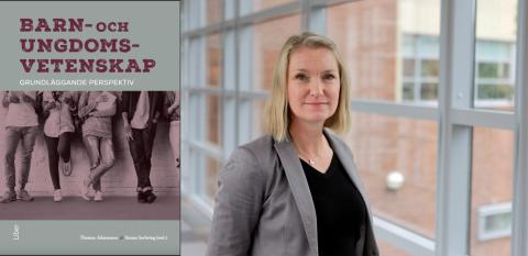 Forskare bakom ny bok om barn och-ungdomsvetenskap