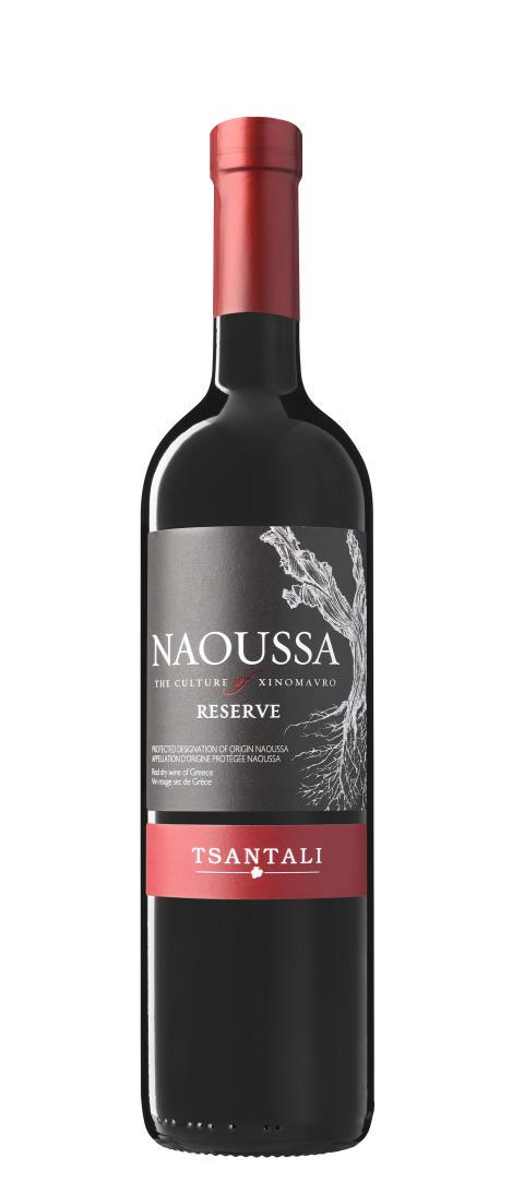 NYHET på Systembolaget! Tsantali Naoussa Reserve_100 kr