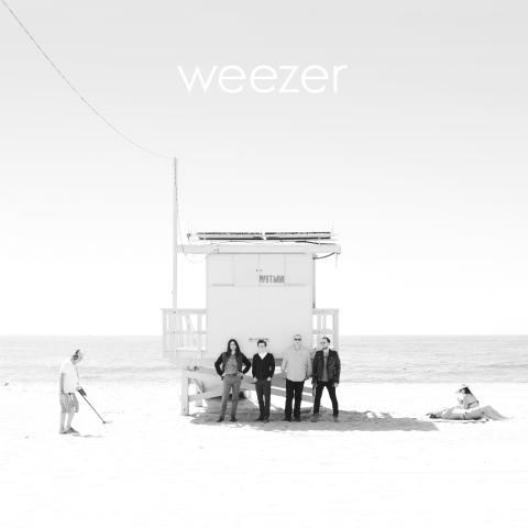 Weezer ute med sitt tiende album