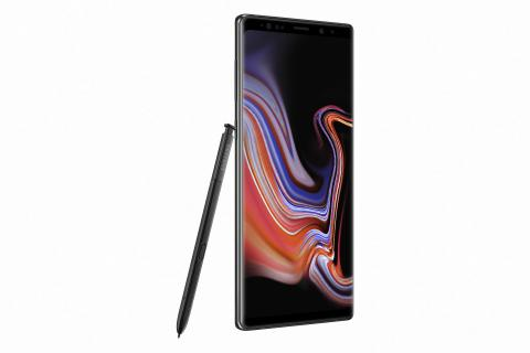 Samsung Galaxy Note9_l30_pen_black