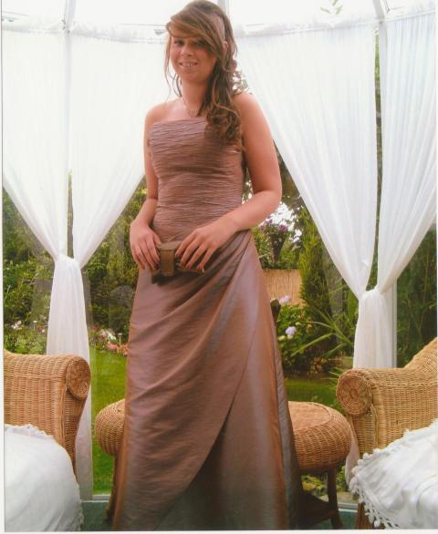 Katie at her prom 2 years ago (more recent pics to follow)