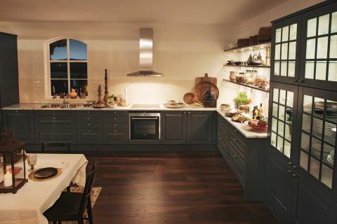 Sigdal kjøkken - Herregaard