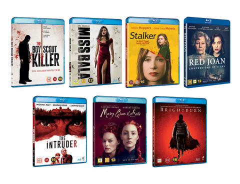 New titles in September from Universal Sony Pictures Home Entertainment