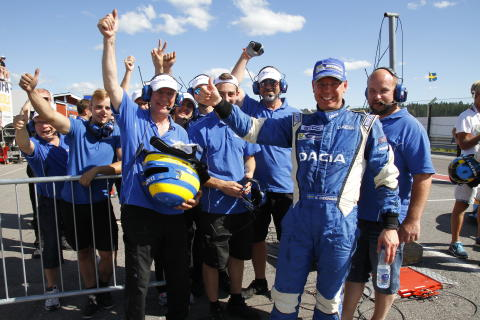 Dacia Dealer Team, Karlskoga