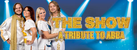 THE SHOW - A TRIBUTE TO ABBA till Malmö Arena i maj!