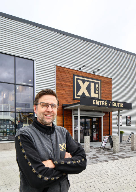 XL-BYGG Lidköping Thomas