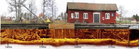 Hamnmagasinet i Forsvik flyttas inför kommande kajrenovering