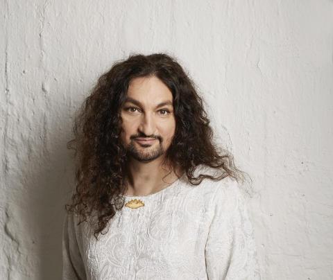 Thomas Di Leva ger konsert på Furuvik