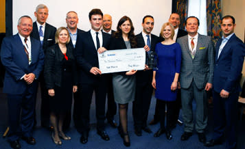 SSE International Business Students Win World Economic Forum Case Competition
