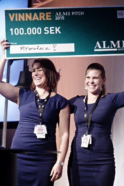 Är ditt bolag 2016 års vinnare i Almi Pitch?