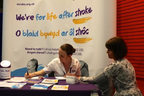 New stroke awareness project for West Wales