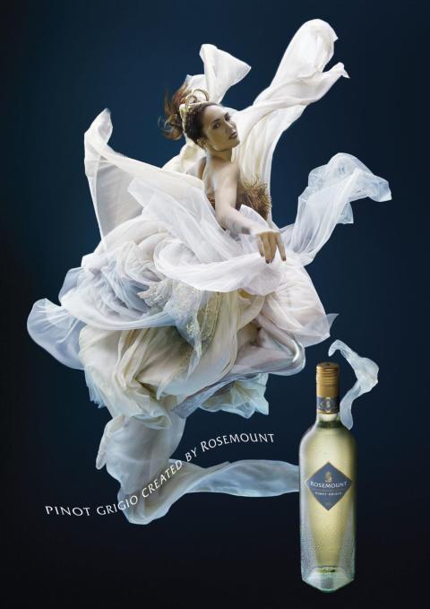 Rosemount Pinot Grigio Genie