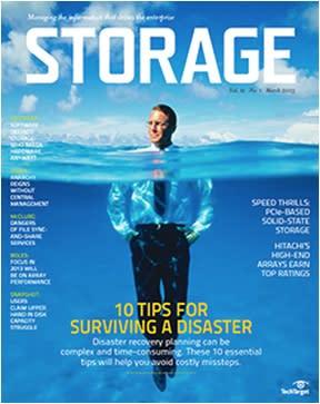 Hitachi voitti ylivoimaisesti Storage-lehden vuotuisessa Storage Awards-kilpailussa