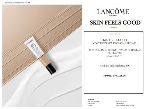 Lacôme Skin Feels Good