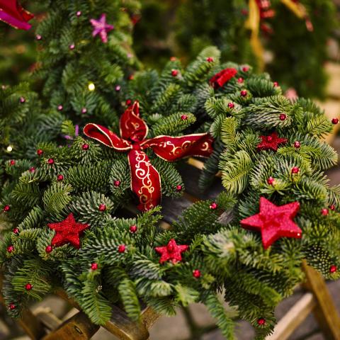 Jul i Skövde med Stad i Ljus