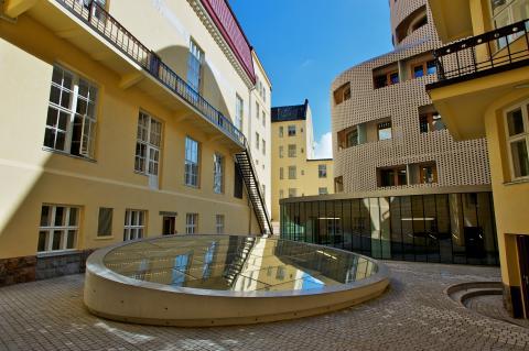 Scandic Paasi palkittiin maailman parhaiden tiiliarkkitehtuurikohteiden kisassa