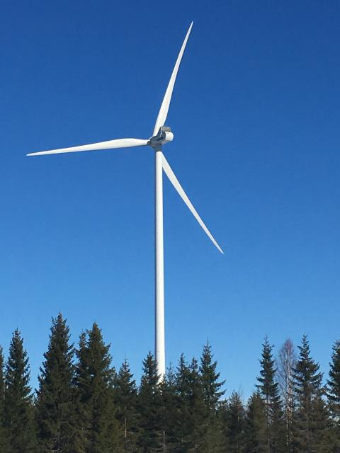 Bygger Nordens største batteri for lagring av fornybar vindkraft