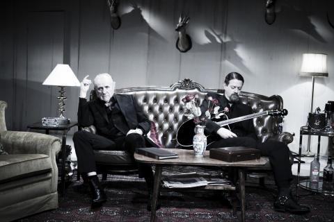 Män i svart & Johnny Cash