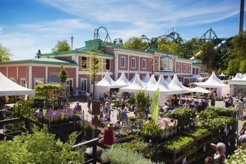 Lisebergs trädgårdsdagar bjuder på grön inspiration